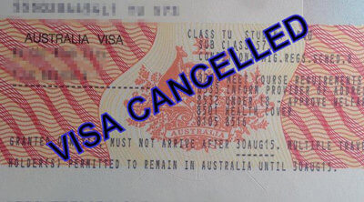 visa cancelled refused denied AAT MRT Migration Review Tribunal Visas decision appeal Migration agents immigration lawyers australia